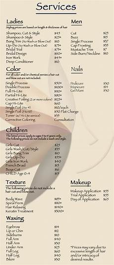 Style Hair Prices