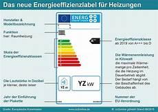 energielabel f 252 r heizungen alle fragen und antworten