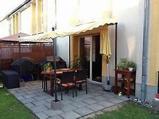 markise 3m x 2 5m terrassen 252 berdachung pergola markise terrassenpavillon 3m