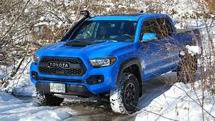 2019 Toyota Tacoma New Features  Cars Review
