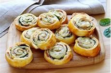 apéro rapide et pas cher recette escargots feuillet 233 s au jambon et au fromage en