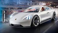 Porsche Mission E Playmobil Is All Electric And