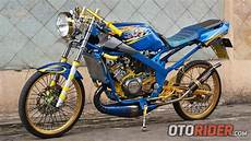 Modifikasi R by Modifikasi Kawasaki R 150 Racing Modis