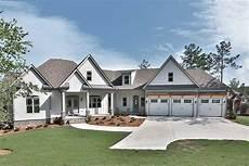house plans angled garage split bed craftsman with angled garage 36055dk