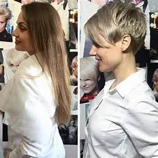 10 stunning to short hair makeovers hair hairstyles news