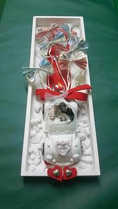 hochzeit basteln cadeau mariage cadeau