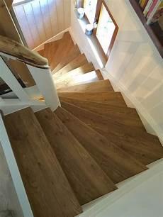 Treppe Neu Verkleiden Mit Vinylstufen Mit Bildern