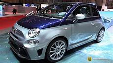 2018 Fiat Abarth 695 Rivale Exterior And Interior
