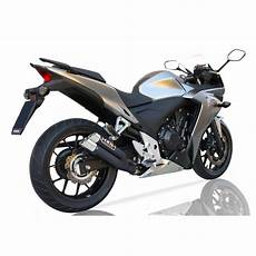 exhaust ixil dual hyperlow black honda cbr 500 r f cb