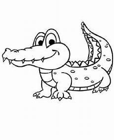 Malvorlagen Tiere Krokodil Ausmalbilder Krokodil 30 Ausmalbilder Tiere