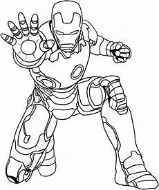 Superhelden Ausmalbilder Ironman Ausmalbilder Iron Drucken Sie Superheld Marvel Kostenlos