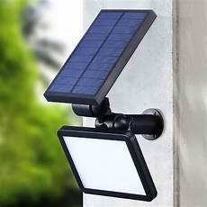 new solar light 48 led portable solar energy l waterproof home yard outdoor lighting led