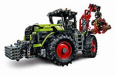 lego 174 technic claas xerion 5000 trac vc 42054 aktion