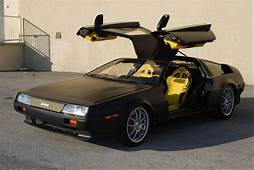 Nice Looking DMC DeLorean I Must Say Though It Is Kind Of