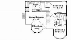 two story dream home plan 1949gt 2nd floor master