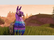 Llama Fortnite Battle Royale 4K #16208