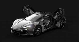 $34 Million Lykan Hypersport Debuts In Production Trim At