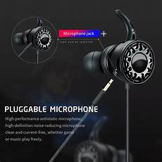 Bakeey Earphone Bass Stereo by Accessories Bakeey T5 Hifi Stereo Bass Wired Earphone