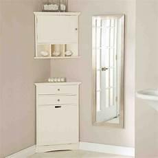 White Corner Bathroom Cabinet white bathroom corner cabinet home furniture design