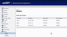 sonicwall single sign on sso demonstration youtube