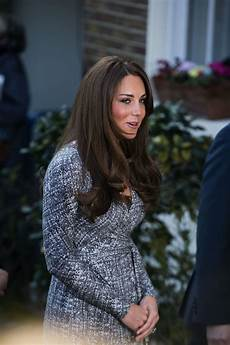 Kate Middleton Shows Baby Bump After