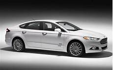 2016 Ford Fusion Ii Pictures Information And Specs