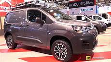 citroen berlingo 4x4 2019 citroen berlingo 4x4 concept exterior and interior walkaround 2018 iaa hannover