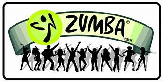 Zumba Fitness License Plate Tag Novelty