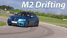 drifting with the bmw m2 youtube