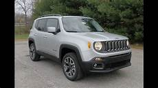 jeep longitude 2015 jeep renegade latitude 4x4 silver new jeep