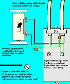 typical light switch wiring diagram wiring diagrams and grounding electrical online