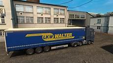 Malvorlagen Lkw Walter Lkw Walter Trailer V1 1 Ets2 Truck Simulator 2 Mods