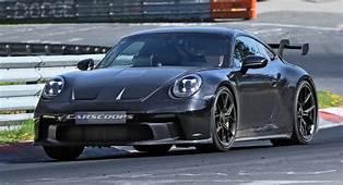 2021 911 GT3 Most Revealing Spy Shots Yet For Porsche's