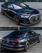 Audi A8 By ABT Sportsline VWAmarokInterior
