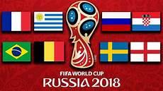 Uruguay Frankreich Brasilien Belgien Russland