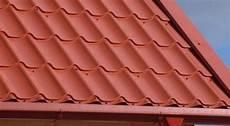 metall dachpfannenprofile mit und ohne isolierung