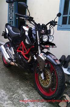 Modif New Megapro Lu Bulat by Megapro Fighter Mglnblog