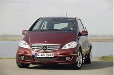2009 mercedes a class top speed