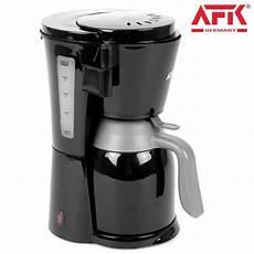 afk thermo kaffeemaschine km 1000 1p schwarz