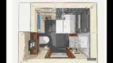 Kleine Badezimmer Grundriss