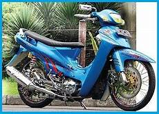 Modifikasi Shogun R by Gambar Modifikasi Suzuki Shogun R 110 Terbaru 2013