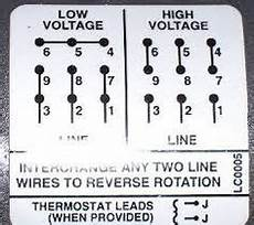 typical connection diagrams three phase motors quot y quot start delta run 12 leads u s motors