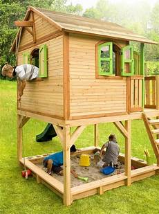kinderspielhaus spielhaus gartenhaus spielh 252 tte aus holz