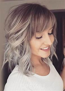 10 modern medium length layered hairstyles gallery haircuts 2020