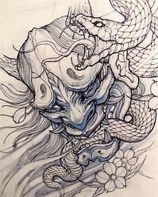 pin de devin em hanya tatuagem japonesa arte da