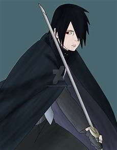 Gambar Sasuke Boruto Hd