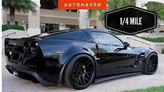 c6 grand sport corvette loud exhaust launch and 1 4 mile