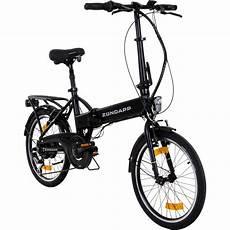 Folding E Bike 20 Inches Z 252 Ndapp Z101 Bike Pedelec Stvzo