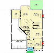 country craftsman house plans country craftsman home plan 23155jd architectural