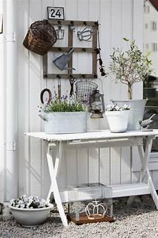 Vorgartengestaltung Im Vintage Stil 26 Schicke Gartendeko